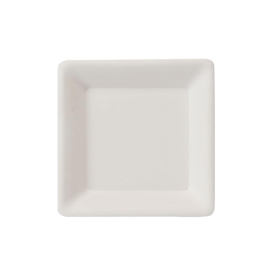 Square mould paper plates [COD. NAT.BIO 001326 - 0106 - 0108 - 0110 - FPKD16 - FPKD20]  sc 1 st  Paperlynen Pal Caps & Square mould paper plates .::. Moulded paper plates NAT.BIO .::. Ho ...