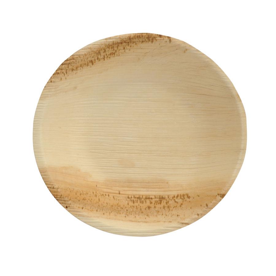 Teller Aus Palmblattern Gerichte Ho Re Ca Katalog